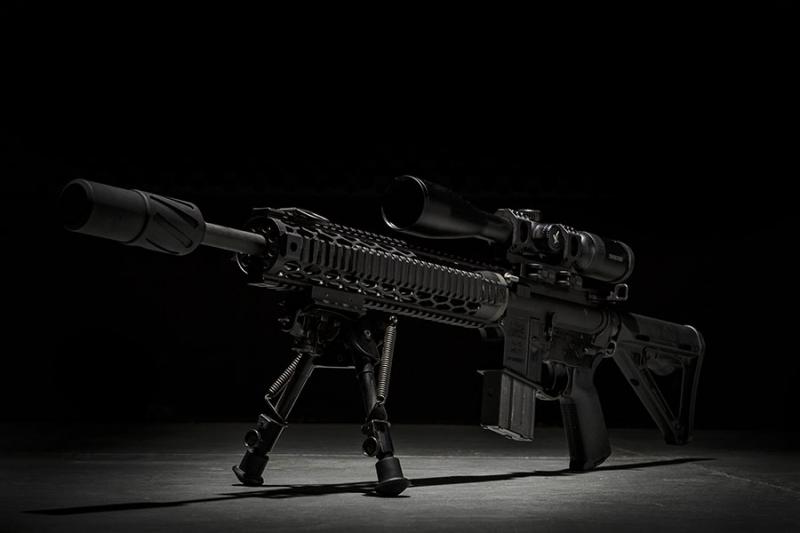 WAR and Grunt 556 suppressor