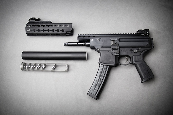 smpx sig mpx integral innovative arms silencers
